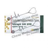 Buy Qtripil 200 Mg Tablet SR