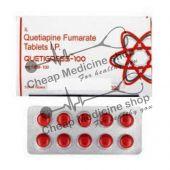 Quetigress 200 Mg Tablet SR