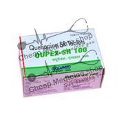 Buy Qupex SR 100 Tablet