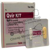 Buy Qvir Kit 300 Mg + 100 Mg + 200 Mg + 300 Mg