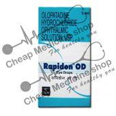 Rapidon OD 3 ml