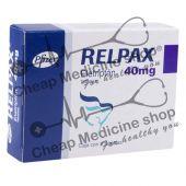 Buy Relpax 40 Mg (Relpax)