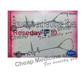 Buy Roseday-F 10 Tablet