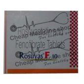 Buy Rosuvas F 10 Tablet