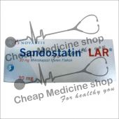 Sandostatin LAR 30 Mg/1 ml Injection