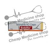 Sebifin Cream  1% (10gm)