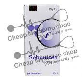 Sebowash Shampoo  0.01 (60ml)