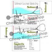 Buy Solinec 5 Mg Tablet