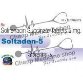 Buy Soltaden 5 Mg Tablet
