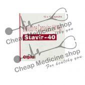 Buy Stavir 40 Mg (Zerit)