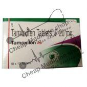 Buy Tamoxilon 20 mg Tablet