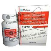 Buy Teevir Tablet