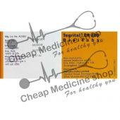 Buy Tegrital Chewable Tablets 100 Mg