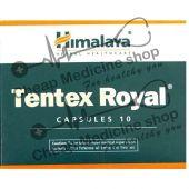 Buy Tentex Royal Caps  (14+100) Mg