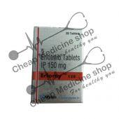 Buy Erlomy 150 Mg Tablet
