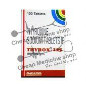 Buy Thyrox 125 Tablet