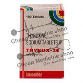Thyrox 25 Tablet