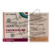 Buy Thyrox 88 Tablet