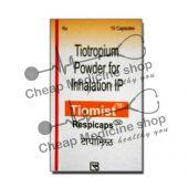 Buy Tiomist CFC Free 9 mcg Inhaler