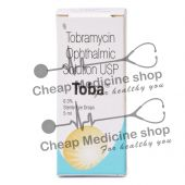 Toba Eye Drop 0.3% (5 ml)