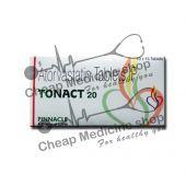 Buy Tonact 20 Tablet