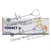Tonact 80 Tablet