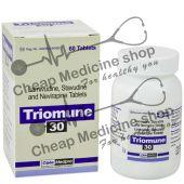 Buy Triomune 30+150+200 Mg