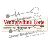 Buy Ventiphylline Forte Novo Tablet
