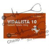 Buy Vidalista 10 Mg