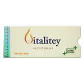 Vitalitey 25 Mg Tablet