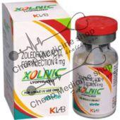 Buy Xolnic 4 mg Injection