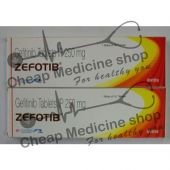 Buy Zefotib 250 Mg I.P Tablet