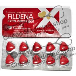 Buy Fildena 150 Mg (Sildenafil)