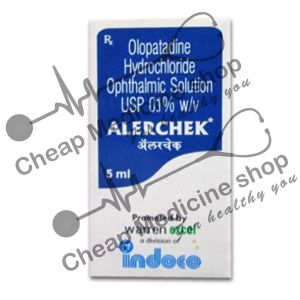 Alerchek 0.1% 5 ml