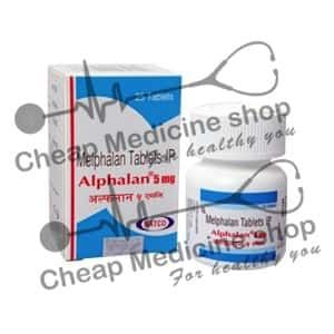 Alphalan 5 Mg Tablets