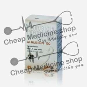 Buy Alrubicin 100 Mg Injection