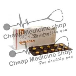 Buy Anacan 1 Mg Tablets