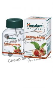 Ashvagandha Anti Stress Capsules