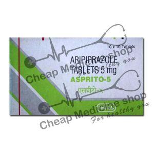 Buy Asprito 5 Mg Tablet