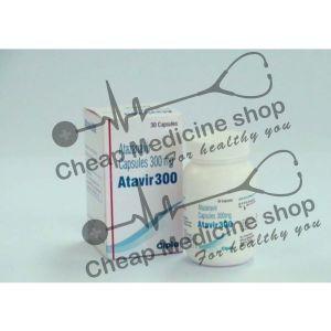 Buy Atavir Capsule 300 Mg