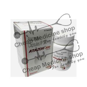 Buy Atazor 300 Mg Capsule