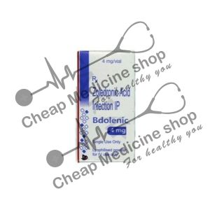 Buy Bdolenic 4 mg Injection