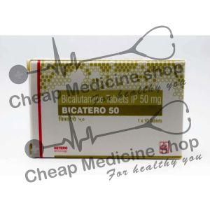 Buy Bicatero 50 Mg Tablet