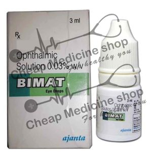 Buy Bimat (With Brush) 3 ml (Bimatoprost Ophthalmic solution)
