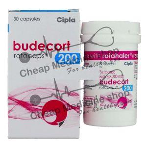 Buy Budecort Rotacaps 200 Mcg