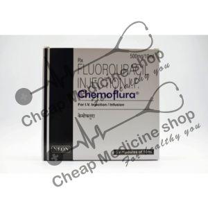 Chemoflura 500 Mg Injection