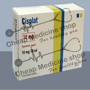 Buy Cisplat 10 Mg/10 ml (Cisplatin)
