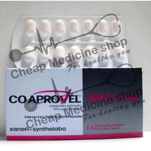 Buy CoAprovel 300/12.50 Mg