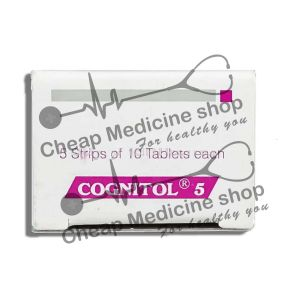 Buy Cognitol Tablet 5 Mg