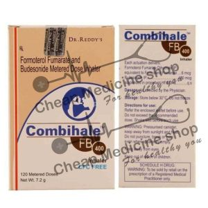 Buy Combihale FB 400 Inhaler